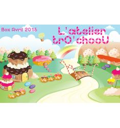 La Box Cuisine Avril 2015 - l'Atelier trO' chooU