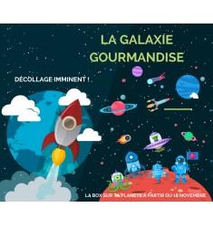 LA Box Culinaire Novembre - Décollage pour la galaxie